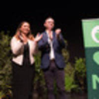 Water-bottling announcement a highlight of Green Party AGM