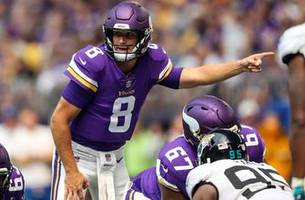 cousins, first-team offense shaky in preseason loss to jags
