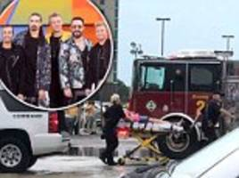 14 injured after storm tore through backstreet boys concert and fans ignored evacuation orders