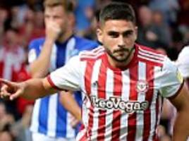 brentford 2-0 sheff wed: neil maupay and ollie watkins strike for championship's unlikely contenders