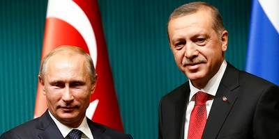 trump's fight with turkey is helping russia and iran