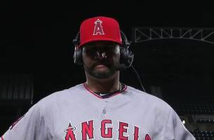 albert pujols praises taylor ward and shohei ohtani for stepping up