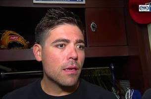 matt moore on pitching consistently, texas win over la angels