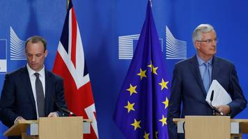 brexit: government to publish no-deal advice on thursday