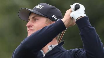 NI Open: Scotland's Calum Hill claims dramatic victory at NI Open