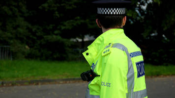 police investigation launched near huntly