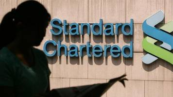 Standard Chartered chief warning over Brexit staff moves