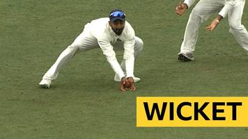 england v india: joe root dismissed after a contentious catch by kl rahul
