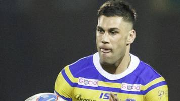 qualifiers: leeds rhinos remain 100% with 48-32 win at london broncos
