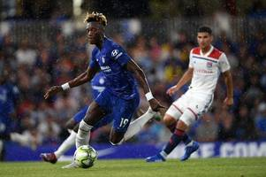 tammy abraham set to leave chelsea amid aston villa interest - reports