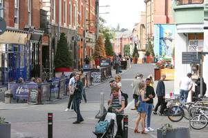 Council's café culture plan in Hockley is booming thanks to hot summer