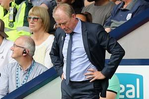 former nottingham forest manager steve mcclaren 'shocked and angry' after qpr are thrashed 7-1 by west brom