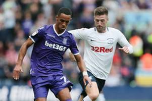 Preston 2 Stoke City 2 Final word on the golden oldies keeping a rocky ship afloat