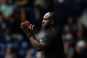 dwight gayle goal threat, keeping j-rod and kyle bartley injury update - the full darren moore transcript