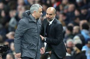 Premier League sack race odds: Manchester United boss Jose Mourinho tipped for axe
