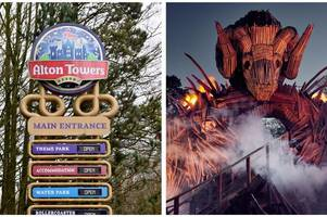 channel 4 documentary inside alton towers to reveal behind the scenes secrets of theme park