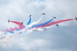 biggin hill airshow 2018 photos: 16 of the best pictures from a spectacular weekend