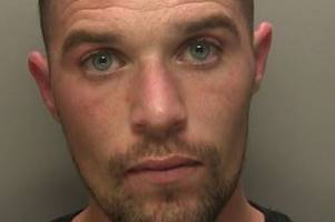 man caught with around £40k of drugs while driving stolen car in caterham is jailed