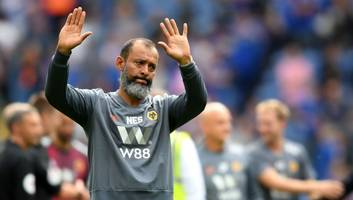 nuno espirito santo admits wolves must improve in front of goal after falling to leicester defeat