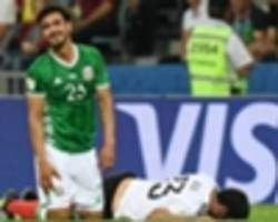mexico center back alanis released by getafe without playing a single minute