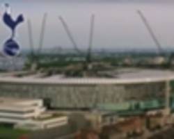 tottenham's new stadium: how much it cost spurs to build, capacity & ticket prices