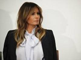 melania will visit 'several' african countries - which her husband called 's***holes'