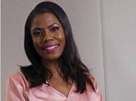 omarosa is a creation in trump's own image