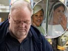 Meghan Markle will be just 150 miles from father Thomas during California trip