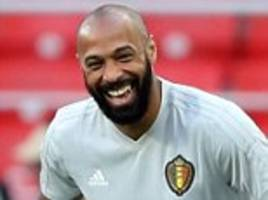 Arsene Wenger reveals Thierry Henry is interested in Bordeaux job