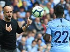 benjamin mendy will heed guardiola's advice and promises not to use phone in man city dressing room