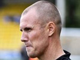 kenny miller sacked by livingston after refusing to give up playing career