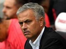 manchester united back jose mourinho to turn it around at old trafford
