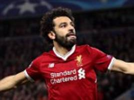 mohamed salah, cristiano ronaldo and luka modric nominated for uefa men's player of the year award