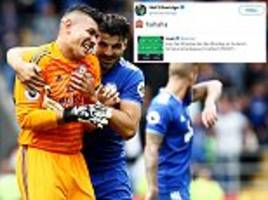 neil etheridge was the premier league's top fantasy football goalkeeper this weekend