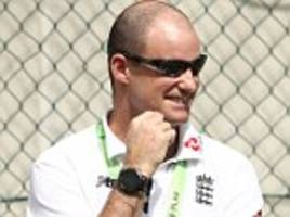 strauss hints he is going back to role as england director of cricket