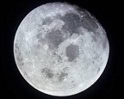 Is there water on the MOON? Scientists claim frozen water could exist on our satellite