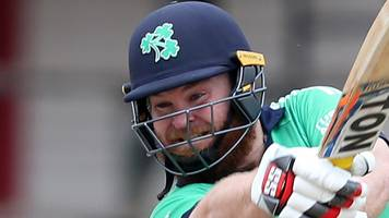 Ireland lose to Afghanistan by 16 runs in Twenty20 opener