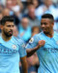Man City star Gabriel Jesus makes Sergio Aguero claim after partnership is questioned