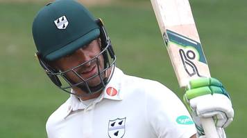 county championship: worcestershire batsmen dominate day two v yorkshire
