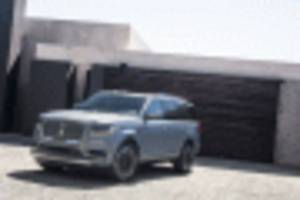 lincoln navigator gets up to $3,500 more expensive for 2019, crests $100k