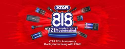 12th anniversary of xtar will be celebrated around the world in august