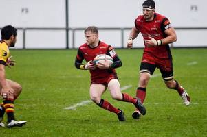 hartpury beaten by premiership side in pre-season
