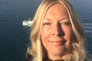 Gloucestershire woman survives 10 hours in the sea after falling from a cruise ship
