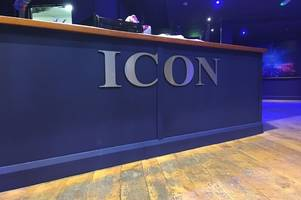 club icon in bridgwater teases 'amazing' dance floor centrepiece ahead of its opening