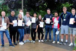 How East Herts schools did on A Level Results Day