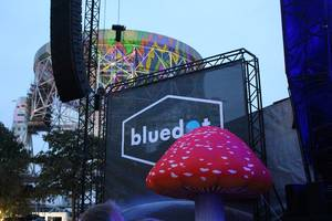 we're floating in space: bluedot festival reviewed