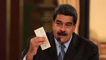venezuelans confused as maduro's economic plan starts