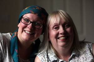 Daughter diagnosed with breast cancer days after celebrating mum's recovery from same disease
