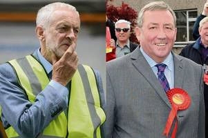 Jeremy Corbyn condemns former Paisley Labour MP Jim Sheridan over 'anti-Semitic rant'