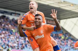 rangers are beginning to play like champions and will be smoking cigars at end of the season –hotline